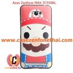 เคส asus zenfone max zc550kl TPU พิมพ์ลาย 3D Mario