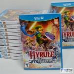 Wii U Hyrule Warriors (Z US)