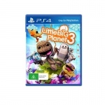 PS4 LITTLEBIGPLANET 3 Z1 us, z2 eu eng