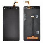 ราคาหน้าจอชุด+ทัสกรีน Xiaomi Mi4c อะไหล่เปลี่ยนหน้าจอแตก ซ่อมจอเสีย สีดำ
