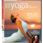 ดีวีดีโยคะ Barbara Benagh - AM PM Yoga for Beginners