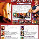 Power 90 Master Series 6 DVD