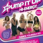 ดีวีดีเต้นแอโรบิคออกกำลังกาย Pump it up - Hi Energy เซตของ pump it up แอโรบิคแบบสนุกๆ