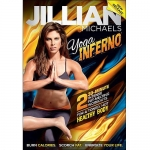 Jillian Michaels Yoga Inferno พาวเวอร์โยคะแผ่นล่าสุดกับจิลเลี่ยน เบิร์นแคลอรี่