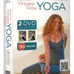 Vinyasa Flow Yoga with Seane Corn 2 DVD Set
