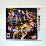 3DS™ (US) Project X Zone 2 (Sales)