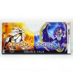 【SUNMOON】3DS™ Pokemon Sun/Moon Double Pack Zone JP / Japanese ส่งฟรี