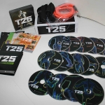 T25 FULL BOXSET ALPHA + BETA + GRAMMA 14 DVDs Boxset