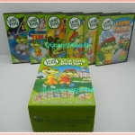 Leap Frog Learning DVDD Set