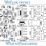 การปรับ DC OFFSET , IDLE