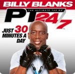 Billy Blanks PT 24-7 Workout 7 DVDs SET
