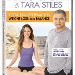 Deepak Chopra & Tara Stiles - Yoga Transformation Weight Loss & Balance