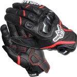 ถุงมือขี่มอเตอร์ไซค์ ยี่ห้อ ACOOLBAR สี ดำ-แดง ไซน์ L