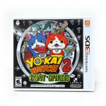 3DS (US) Yo-Kai Watch 2: Bony Spirits Zone US / English Version
