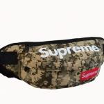 กระเป๋าคาดเอวขี่มอเตอร์ไซค์ Supreme สีลายพราง1