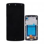 ราคาหน้าจอชุด+ทัสกรีน LG Nexus 5 อะไหล่เปลี่ยนหน้าจอแตก ซ่อมจอเสีย สีดำ