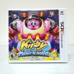3DS™ (US) Kirby: Planet Robobot Zone US / English