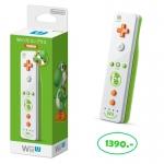 Wii U Wii Remote Plus Controller Yoshi Japan Version