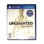 PS4 Uncharted The Nathan Drake Collection Zone 1 US / English Version *หมดจ้า มี zone 3 1890.-*
