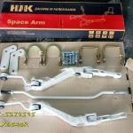 สเปสอาร์ม กันโครง ติดตั้งใส่ TOYOTA VIGO Space Arm Apache