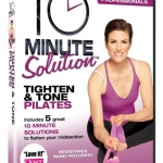 10 Minute Solution Tighten & Tone Pilates with Lara Hudson