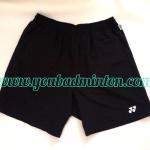 กางเกงขาสั้น Yonex สีดำ Verycool มือสองสภาพดี แท้ 100% (Made in Japan)
