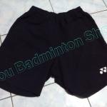 (Code 01) กางเกงขาสั้น Yonex สีดำ Verycool แท้ (Made in China)
