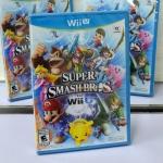 Wii U Super Smash Bros (US)