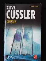 CLIVE CUSSLER : Odyssée