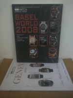 GM WATCH:SPECIAL ISSUE:BASEL WORLD+GENEVA 2008
