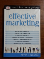 effective marketing / Peter Hingston