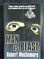 MAN VS BEAST / Robert Muchamore