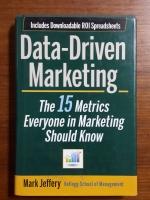 Data-Driven Marketing / Mark Jeffery