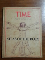 TIME PRESNTS THE RAND MCฺNALLY : ATLAS OF THE BODY