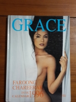 GRACE FAROONG CHAREERAK DESK CALENDA 1996