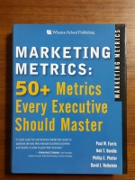 MARKETING METRICS / Paul W.Farris