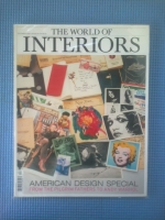 THE WORLD OF INTERIORS : DECEMBER 2008