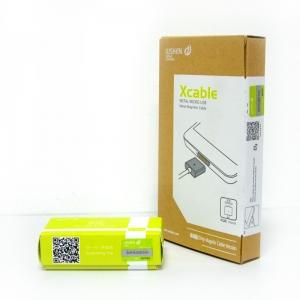 สายชาร์จ Micro USB หัวแม่เหล็ก WSKEN X-cable Metal Magnetic Cable