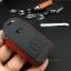 ซองหนังแท้ ใส่กุญแจรีโมทรถยนต์ รุ่นด้ายสีทรูโทน HONDA HR-V,CR-V,BR-V,JAZZ Smart Key 2 ปุ่ม thumbnail 9
