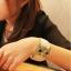 กำไรข้อมือ รูปนกฮูก สี เงิน - น้ำตาล - แดง thumbnail 3
