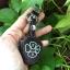 ซองหนังแท้ ใส่กุญแจรีโมทรถยนต์ รุ่นเรืองแสง Toyota Altis,Hilux Vigo,Fortuner,Camry,Innova thumbnail 9