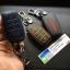 ซองหนังแท้ ใส่กุญแจรีโมทรถยนต์ Toyota Hilux Revo Smat Key 3 ปุ่ม รุ่นด้ายสี thumbnail 7