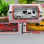 โมเดล รถเหล็กคลาสสิก แบบต้นฉับบ Mercedes - Benz สี แดง - ขาว - เหลือง thumbnail 9