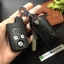 ซองหนังแท้ ใส่กุญแจรีโมทรถยนต์ Honda Civic FB,CR-V Keyless 3 ปุ่ม รุ่นถอดปลอกได้ สีดำ thumbnail 7