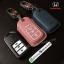 ซองหนัง ใส่กุญแจรีโมทรถยนต์ รุ่น Standard Honda Accord All New City Smart Key 3 ปุ่ม (ซอง+หัวเหล็ก) สำเนา thumbnail 1