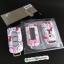 กรอบ-เคส ใส่กุญแจรีโมทรถยนต์ Mitsubishi Mirage,Attrage,Triton,Pajero ABS Smart Key ลาย Kitty thumbnail 9