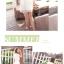 ชุดเดรสสั้นสีขาว ผ้าชีฟอง คอวี ซิปหลัง ช่วงกระโปรงเย็บผ้าลูกไม้สวยหรู thumbnail 2