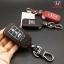 ซองหนังแท้ ใส่กุญแจรีโมทรถยนต์ รุ่น Exta Honda Accord All New City 2015-17 Smart Key 3 ปุ่ม thumbnail 9
