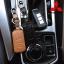 ซองหนังแท้ ใส่กุญแจรีโมทรถยนต์ Mitsubishi Mirage,Attrage,Triton,Pajero thumbnail 1