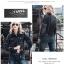 เสื้อการ์ดขี่มอเตอร์ไซค์ uglyBROS รุ่น UBJ04 ผู้หญิง สีดำ thumbnail 5